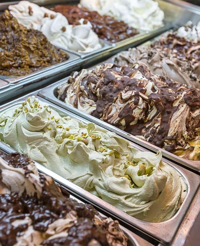 helados artesanos Lugo fiordilatte meriendas postre