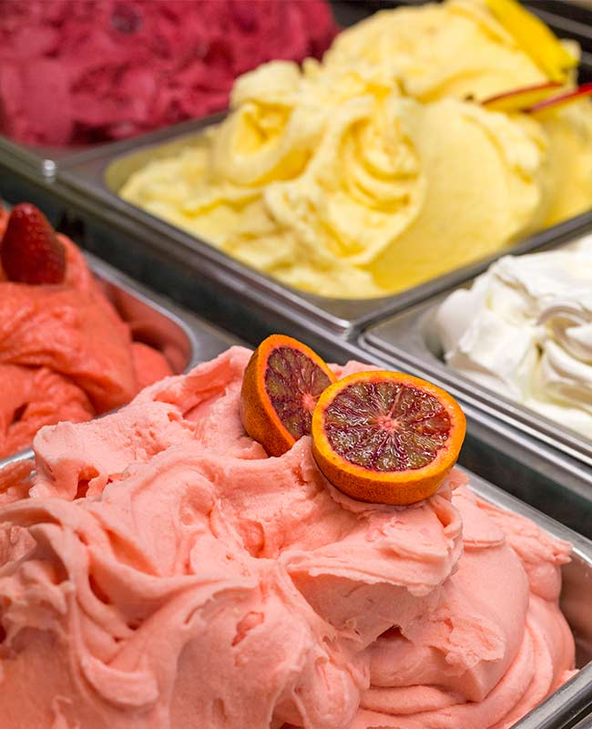 sorbetes helados artesanos Galicia mejores Lugo fiordilatte